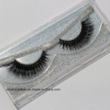 Natural Crisscross Mink Fur Lashes Hand-made Soft False Eyelash