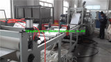 250kg / Hr PVC Wood Grain Furniture Edge Band Extrusion Machinery