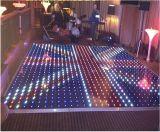 P10 Acryl Waterdichte RGB het Dansen LEIDEN van Comités VideoDance Floor voor de Vertoning van het Stadium van de Partij van het Huwelijk