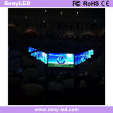 Panel LED-Bildschirmanzeige-Wand der Stadiums-Leistungs-LED video(P3.91mm)