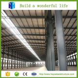 Estructura de acero del bajo costo de la azotea de Slopping vertida para el almacén