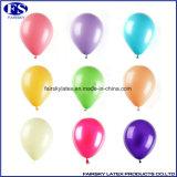 """党装飾のために多色刷り10 """" 1.5g真珠の乳液の気球"""