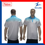 O preço barato do fabricante de China veste camisas de polo do Mens do Sublimation