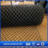Rete fissa rivestita del PVC e galvanizzata di obbligazione di collegamento Chain della maglia sulla vendita