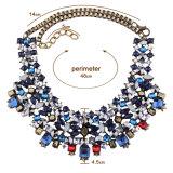 Ожерелье диаманта Chocker вспомогательного оборудования способа темное ретро