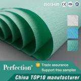 普及した緑の殺菌のクレープ紙