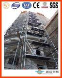 Sistema de andaimes Estrutura Layher europeu sobre a venda