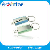 Pen drive de disco Flash Metal USB3.0 Keyring Unidade Flash USB