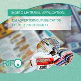Papel fotográfico Branco BOPP Jumbo Roll para impressora digital Indigo