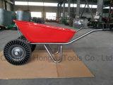 금속 페인트 외바퀴 손수레