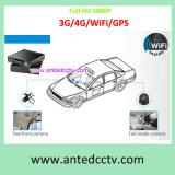 Sistemas de Câmera de Carro de Alta Qualidade com Gravação de Localização GPS H. 264 HD 1080P Video Recording de Veículo