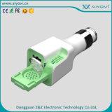 Chargeur chaud de voiture d'épurateur de l'air in-1 de l'instrument 2 pour Smartphone
