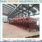 Horizontales Kettengitter 1ton pro Dampfkessel für Textilindustrie