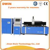 Gemaakt in de Scherpe Machine van de Laser van de Vezel van het Metaal van China Dwin 1000W