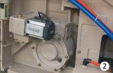 Luft-Strahlen-Webstuhl U/Min 650 der hohen Leistungsfähigkeits-Yc820 190