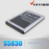 S5830 для батареи OEM качества Samsung первоначально