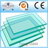 het Duidelijke Aangemaakte Berijpte Glas van 615mm voor de Douche van de Badkamers