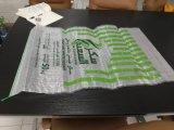 PP el reciclaje de tejidos de la bolsa de relleno para el azúcar