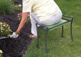 Kneeler di giardinaggio piegante del banco del Kneeler delle feci della sede di banco del giardino dello strumento di giardino