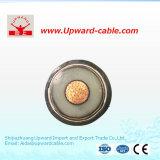 옥외 사용을%s 전력 PVC 케이블