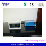 Trace Gaseous Mercury Perfessional Testing Portable Air Mercury Analyzer