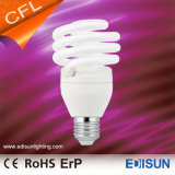 에너지 절약 반정도 찬 나선형 가벼운 T2 9W 11W 15W 20W E27 CFL 램프
