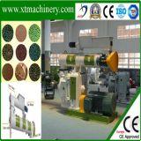 Het lage Materiaal van de Adhesie Beschikbaar, de Machine van de Korrel van de Hoge druk voor Biomassa