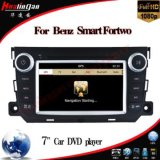 Windows Ce Car DVD Player para Benz Smart Fortwo GPS DVD Navegação Hualingan