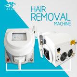 Retiro casero del pelo del laser del uso IPL