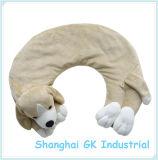 De wasbare Opnieuw te gebruiken Omslag van de Hals van het Kompres van de Pluche Dierlijke Hete, Hond