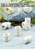 As conexões de rosca PVC-U para abastecimento de água (BS ROSCA)