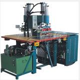 PVC革に浮彫りになることのための5-15kw力の倍ヘッド溶接機