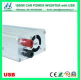 Fusível externo 1000W Car Power Inverter com porta USB (QW-C1000USB)