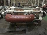 Pompe centrifughe a più stadi orizzontali fatte in Cina usata all'acqua di acque luride