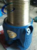 Caoutchouc ou trépan tricône scellé par métal de TCI pour l'exploitation