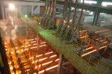 Chaîne de production de coulée continue pour la billette/chasse ronde/brame