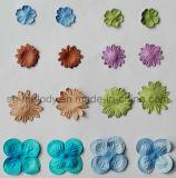 Multicolor flor de papel / flores artificiales para la boda y la artesanía de bricolaje