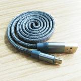 전화 데이터 USB 케이블과 힘 은행 케이블