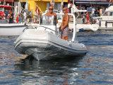 Rippen-aufblasbare Boote Hypalon Schlauchboot Withstandard Zubehör China-5.8m