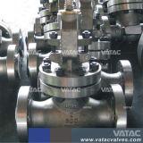 La vite d'acciaio forgiata di funzionamento manuale giù non restituisce la valvola