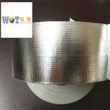 Фольга AG725r Aluminun ленты ткани стеклоткани Coated