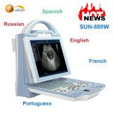Utilizar o aparelho de ultra-Hospital Portátil/Sun-800W máquinas de ultra-som