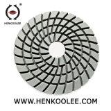 Металлический крюк Electroplated алмазов и липучкой шлифовки тормозных колодок
