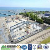 Construction en acier dédiée d'entrepôt/atelier