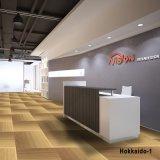 Hokkaido - 4 colores antiestático hogar alfombras pisos de mosaico con PVC Volver