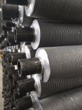Scambiatore di calore di rame del tubo di aletta