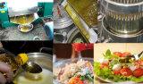 Banheira- vender o processamento de óleos vegetais de refinação de óleo de palma Refinaria de pequenos 6YL Serise
