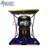 De muntstuk In werking gestelde Koning van Spelen van Danser 2 de Machine van het Spel van de Arcade