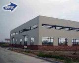 De modulaire Bouw van het Metaal van het Frame van het Staal van de Bouw Industriële Snelle Prefab