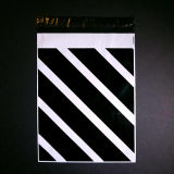 Zakken van de Envelop Mailer van het Wild van de Safari van het Embleem van de douane de Poly Plastic Verschepende